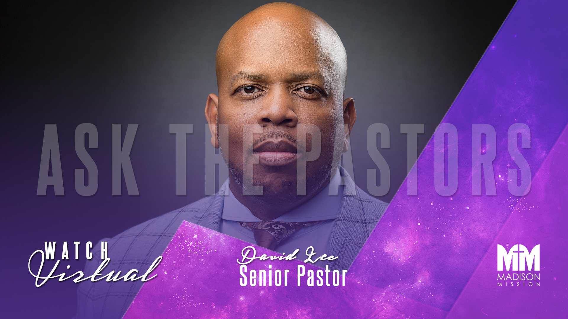 Ask The Pastor Part II Image
