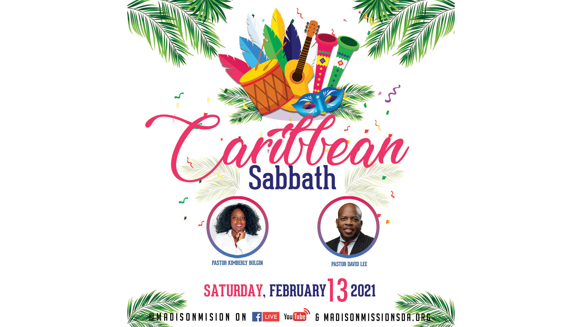 Caribbean Day 2021 Image