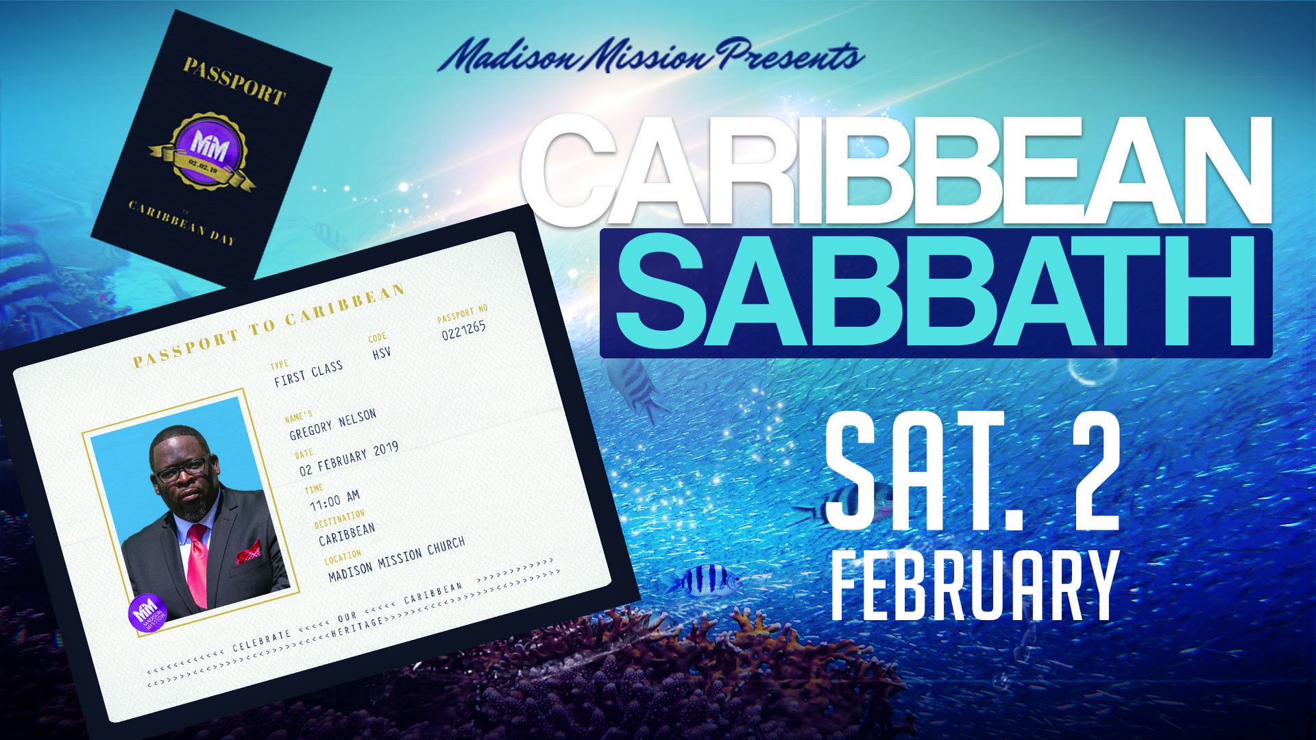 Caribbean Day 2019 Image