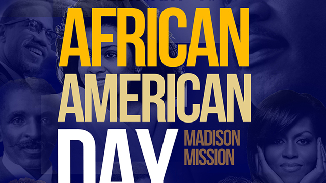 2019 African American Day Image