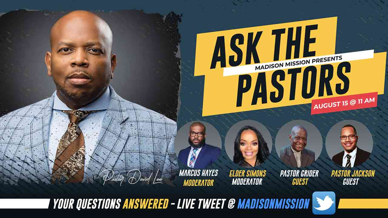 Ask The Pastors Image