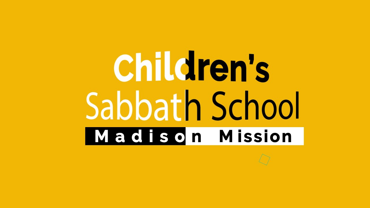 Sabbath School Jun 20 Image