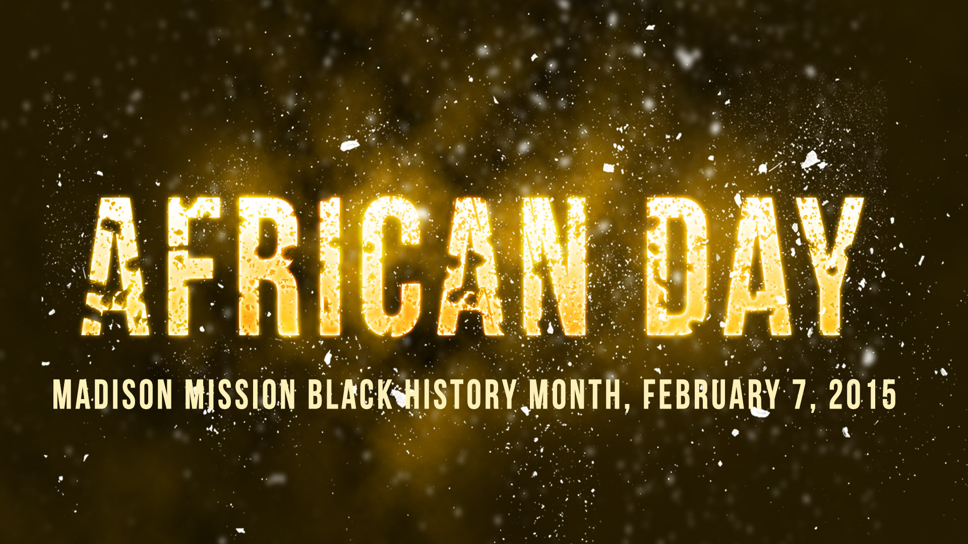 African Day 2015