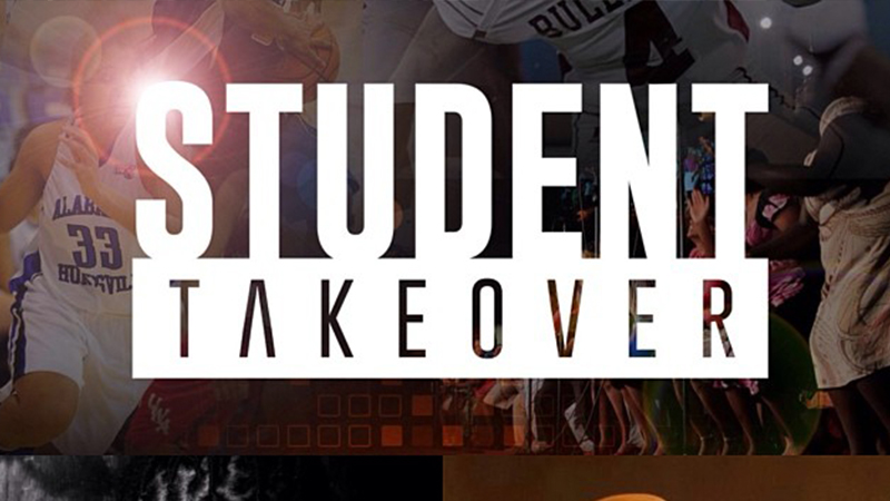Jan 30th Student Take Over Image