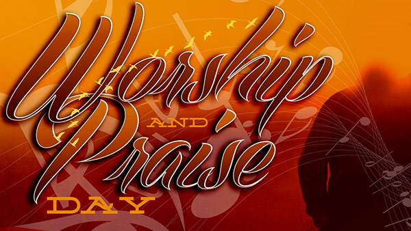 Praise & Worship Day Image